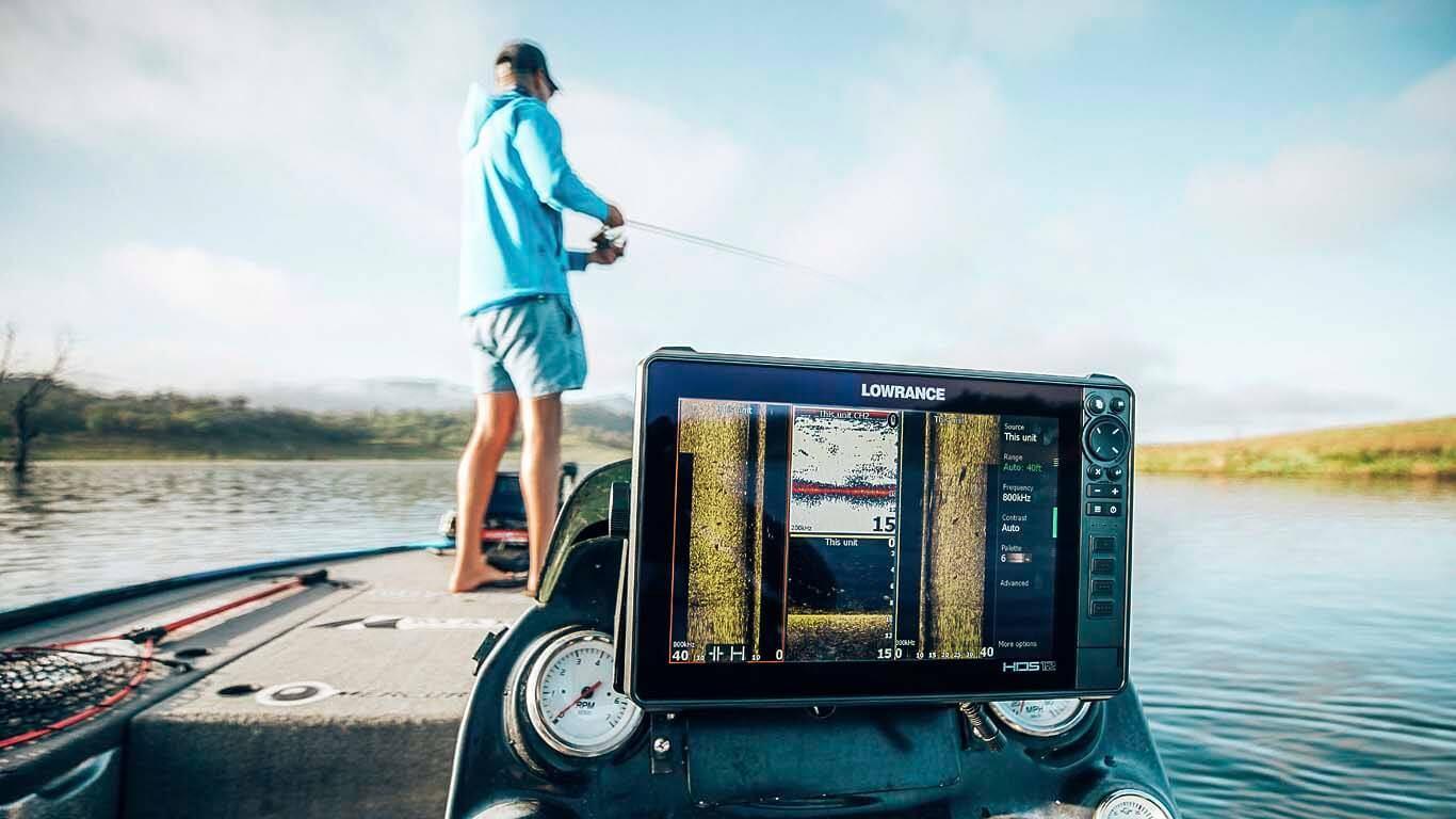 Za bolji vid vašeg fishfindera