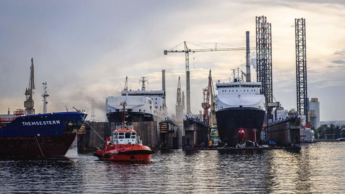 Odgovornost i naknada u slučaju štete prilikom izgradnje broda