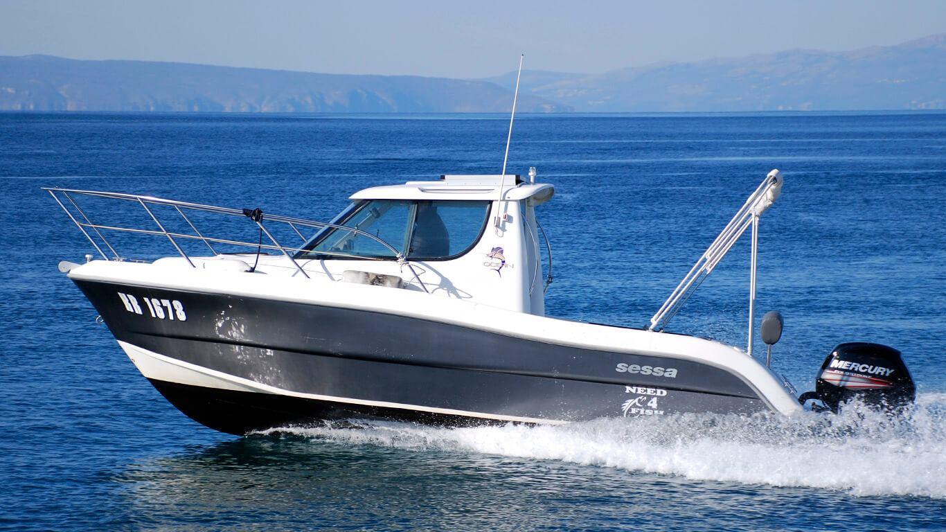 Sessa Ocean Tim 650