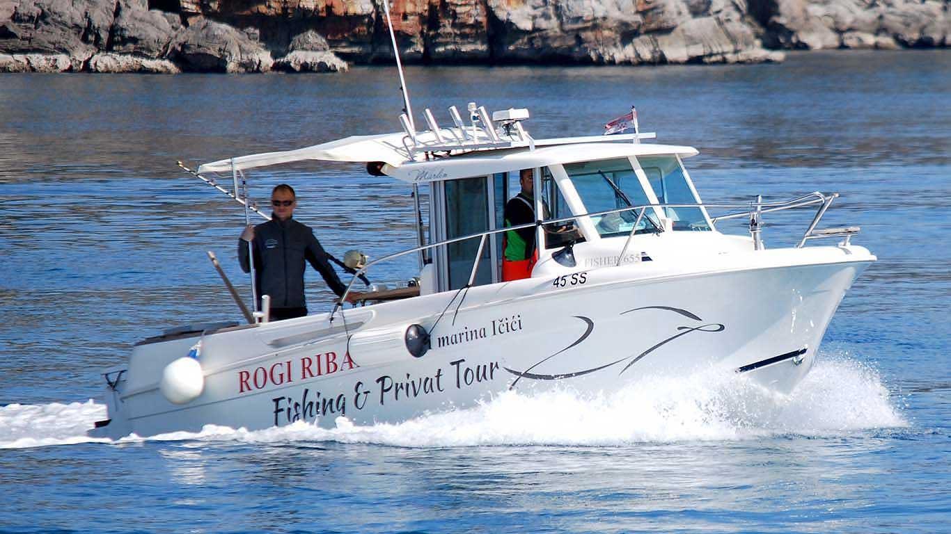 Jeanneau Merry Fisher 655 Marlin
