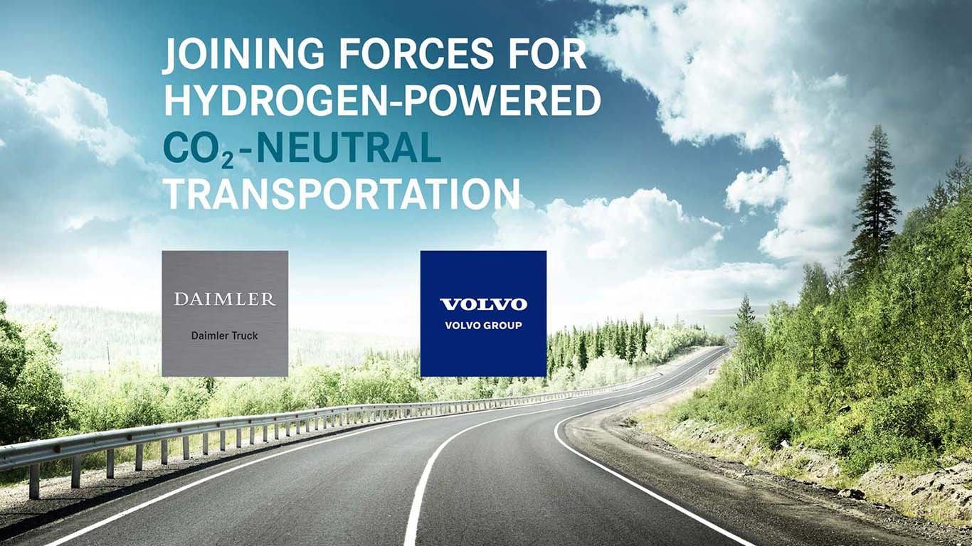 Volvo i Daimler – konkurenti sklopili dogovor
