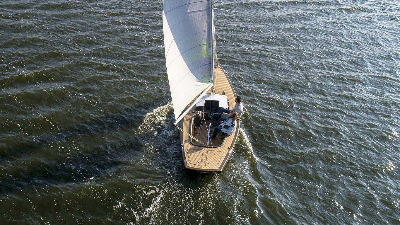 Zeleni materijali za gradnju trupa plovila