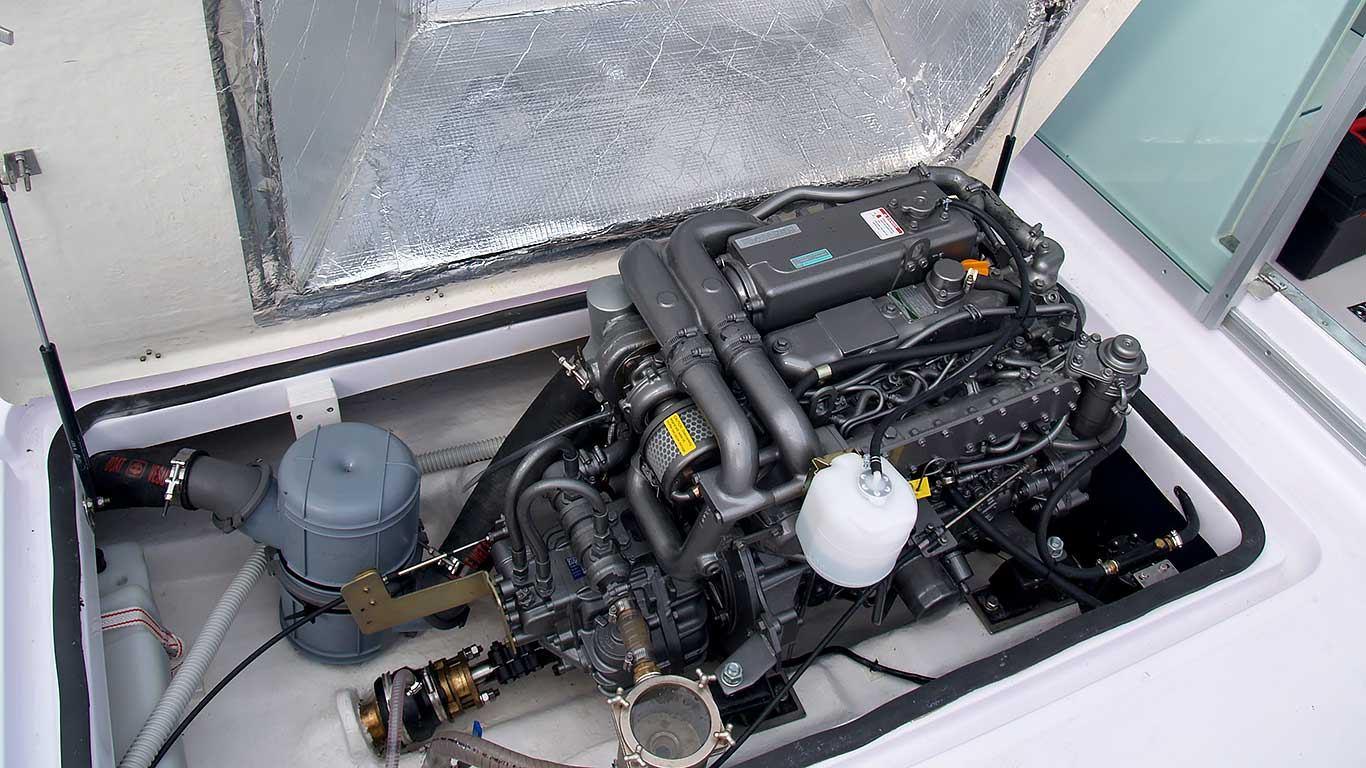 Kako smanjiti buku, a ne ugroziti  rad motora?