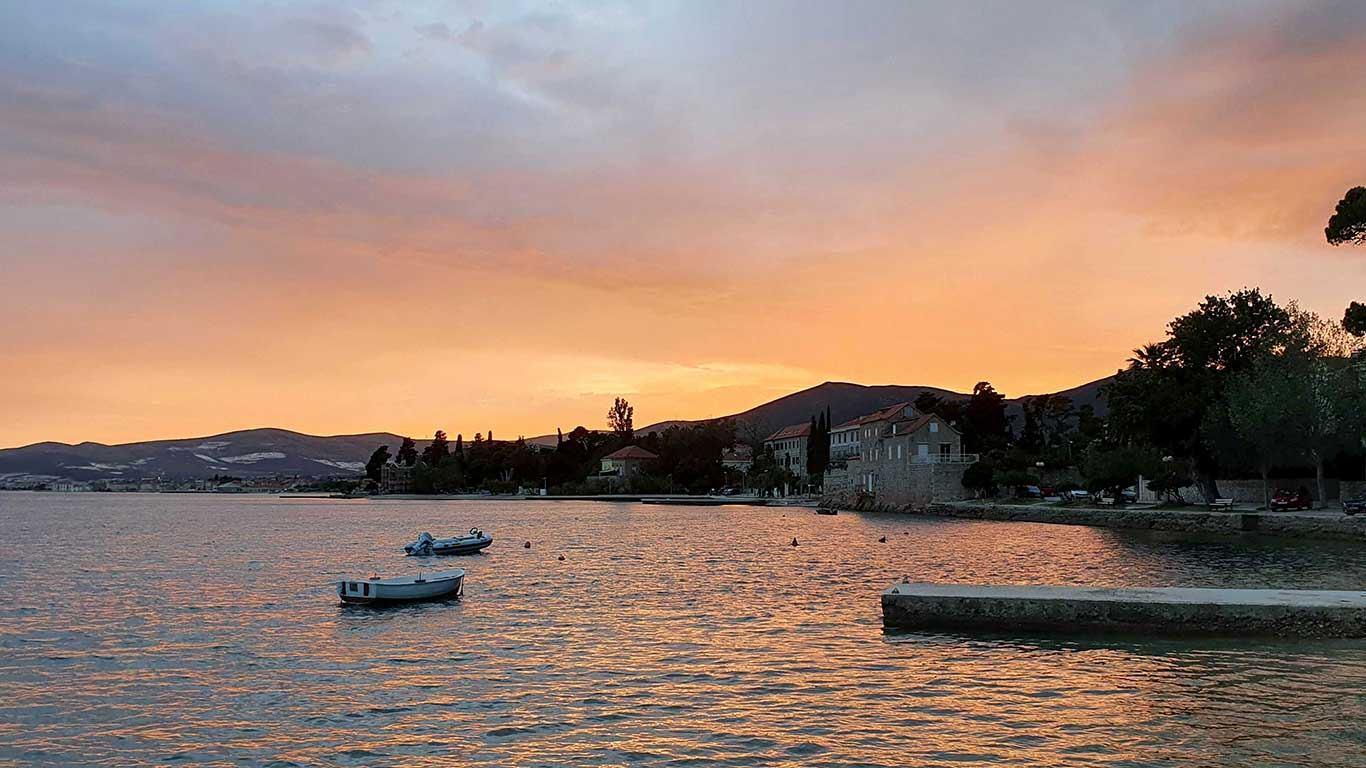 Plovidba nakon zalaska sunca