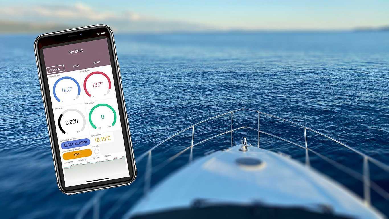 Smart Boat pametno do kraja