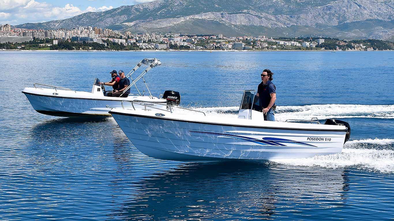 Poseidon 4,99 i Poseidon 510