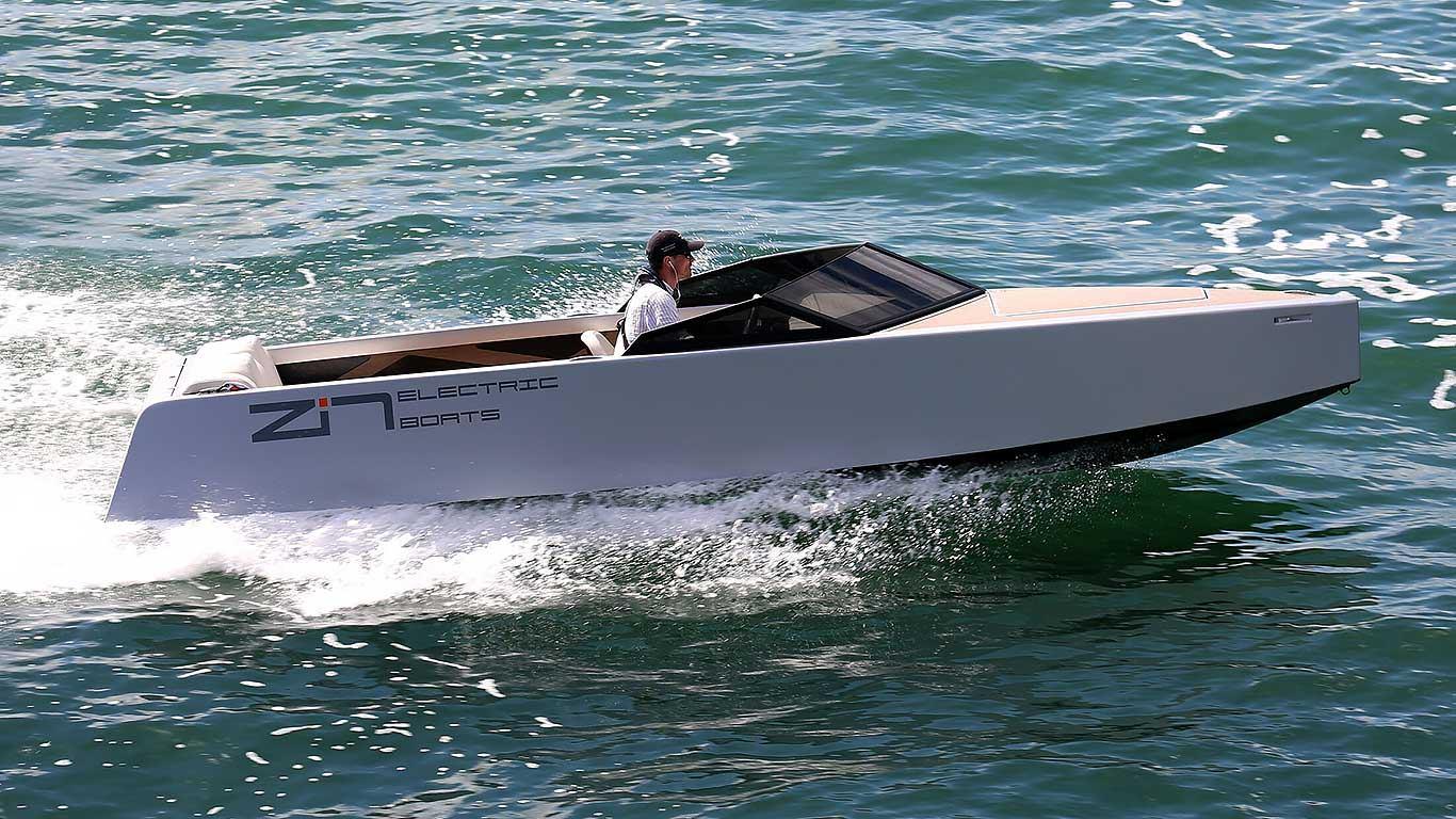 Zin Boats ZR2