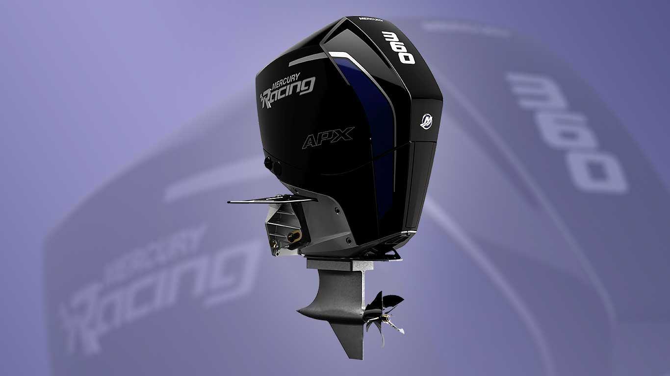 Mercury Racing 360 APX, ništa ispod formule 1