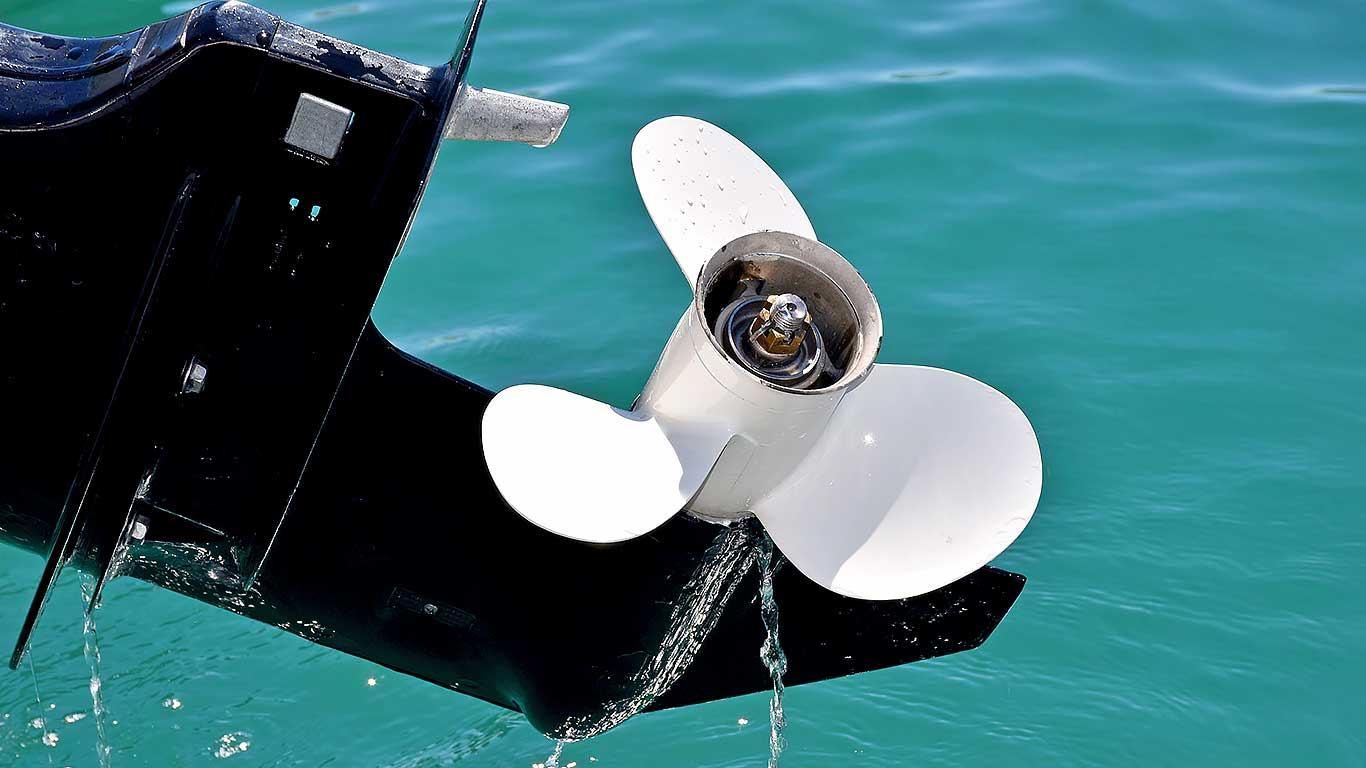 Izbor propelera na izvanbrodskom motoru