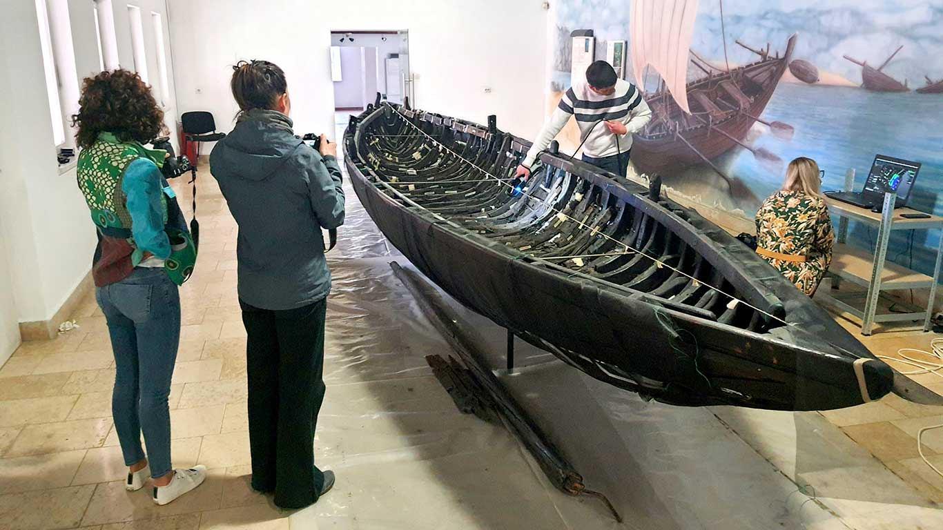 Condura Croatica, novi stari brod