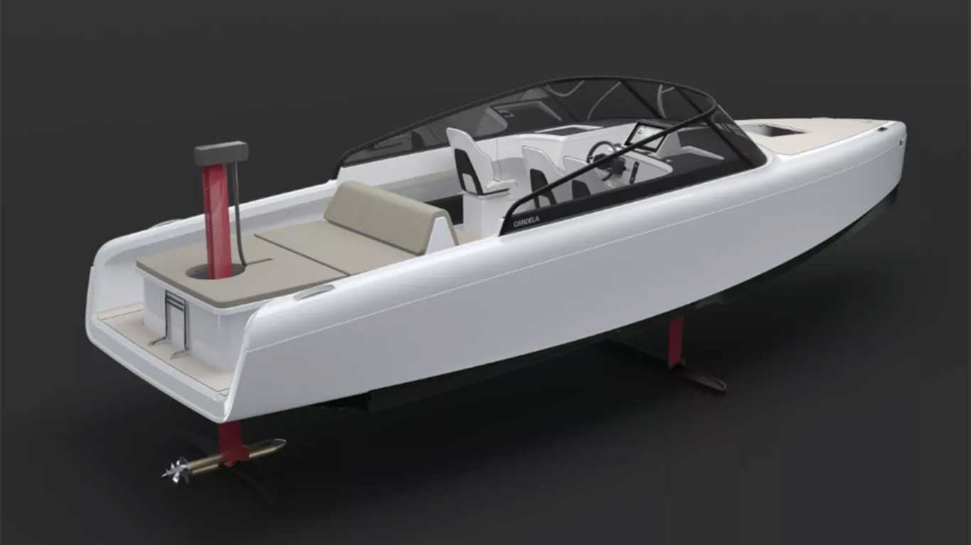 Candela C-8 - barka koja mijenja pravila igre