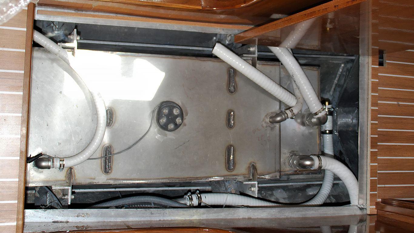Krpanje spremnika