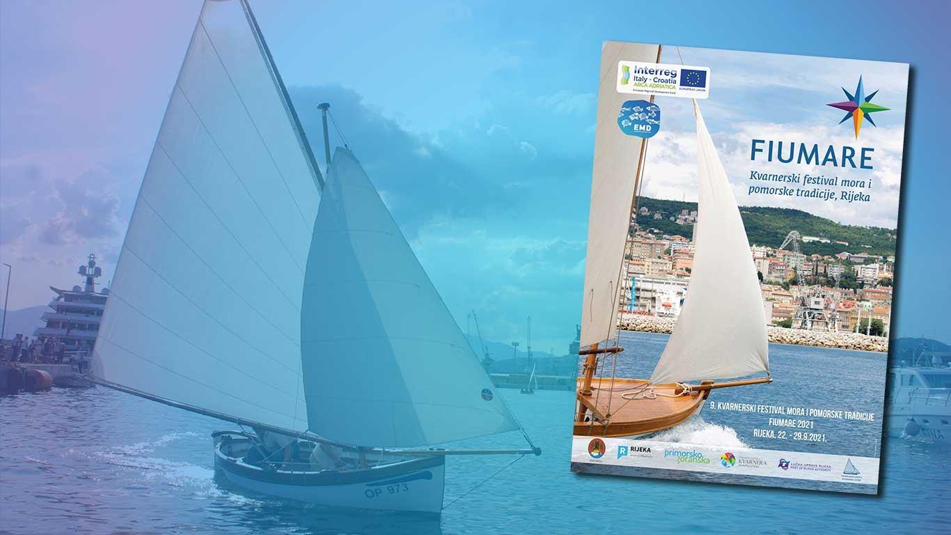 9. Kvarnerski festival mora i pomorske tradicije Fiumare 2021