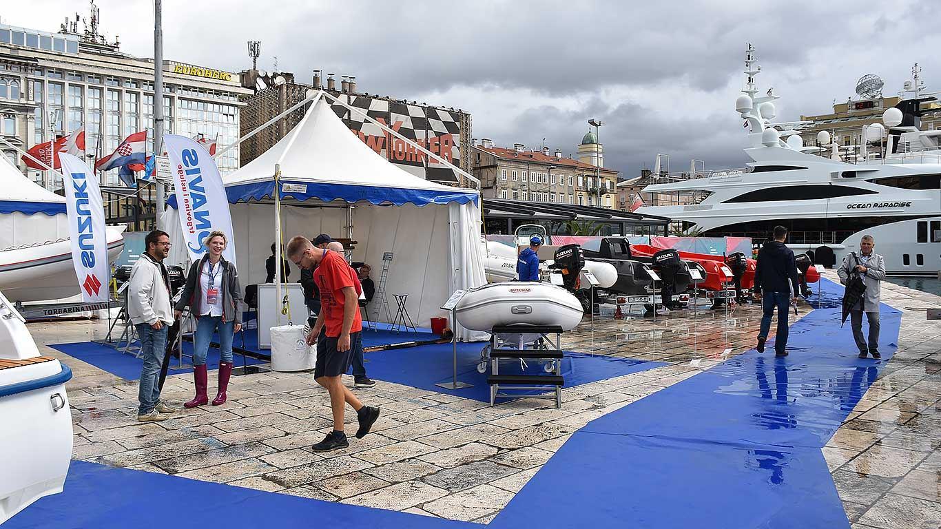 Rijeka Boat Show otvorio svoja vrata