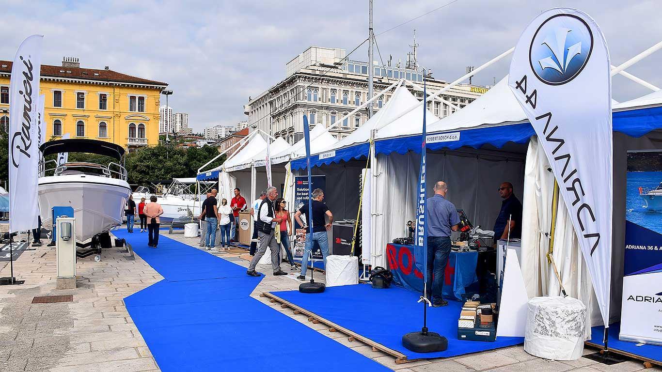 Rijeka Boat Show 2021. godine