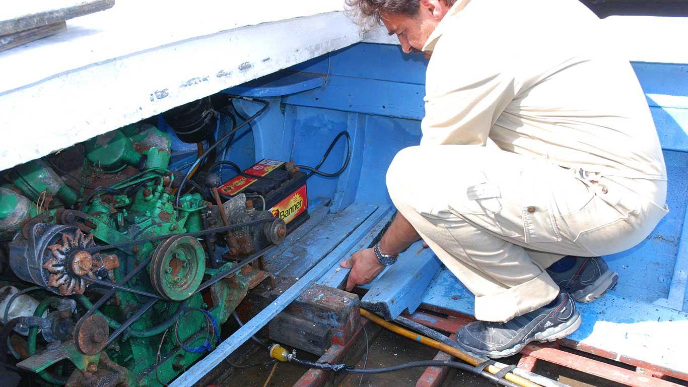 Pregrijavanje motora