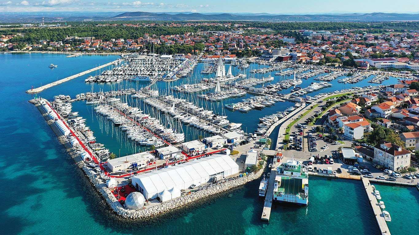 Biograd na moru vas poziva da posjetite jednu od najvećih nautičkih priredbi na Mediteranu Biograd Boat Show