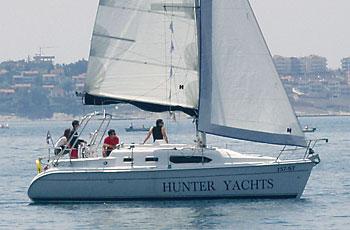 Hunter 306