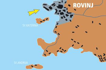 Mikrolokacije: Rovinj i Rakalj