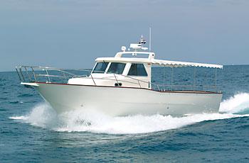 Gama Marine Seahorse 12.50