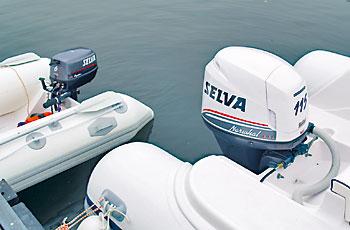 Selva Marine novosti za ljeto 2007.
