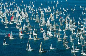 Barcolana, najmasovnija svjetska regata, po 38. put