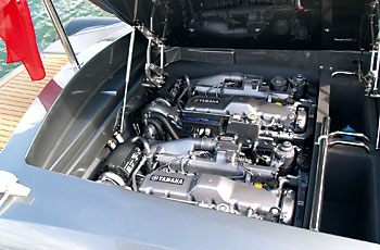 Yamaha Hydra Drive