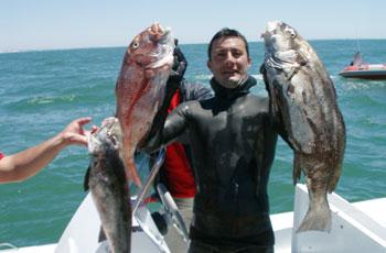 EP u podvodnom ribolovu