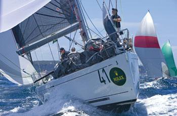 63. Rolex Sydney Hobart Yacht Race