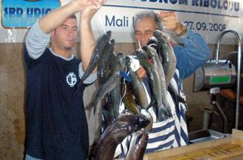 PH u podvodnom ribolovu