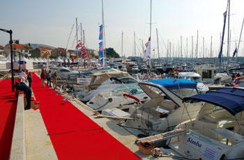 Adriatic Boat Show 2008.