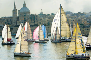 29. Rolex Middle Sea Race