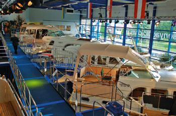 Linssen boat show 2008