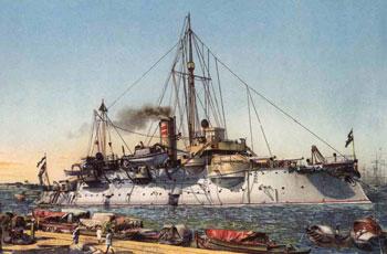 Brodovi i bojevi Prvog svjetskog rata