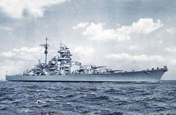 Drugi svjetski rat na moru