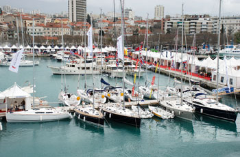 Croatia Boat Show 2009.