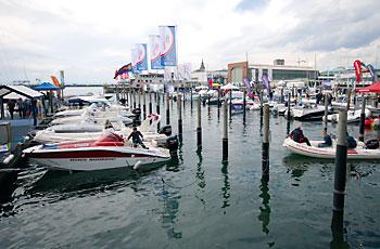 Friedrichshafen, Interboot 2010