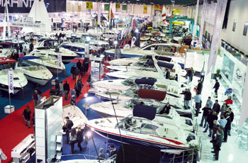 Tuyap Istanbul Boat Show 2012