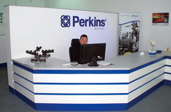 Perkins u novom domu