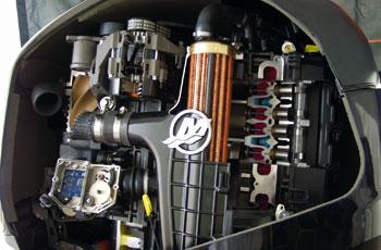 Nova generacija izvanbrodskih 4T motora