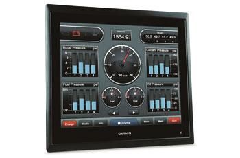 GPSMAP 8000 prozor u sigurnu plovidbu