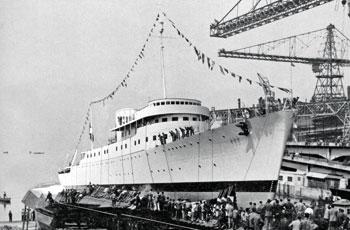 Povijest naše brodogradnje: Najbolje godine brodogradilišta Quarnaro