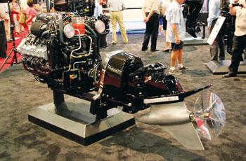 MerCruiser Racing QC4v 1650
