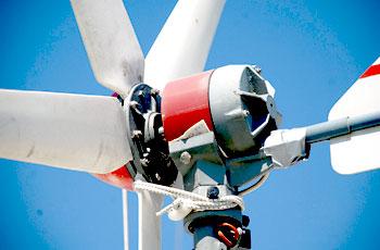 Vjetrogeneratori - Vjetar jači od sunca