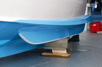Hidrodinamika - Prigušenje ljuljanja plovila