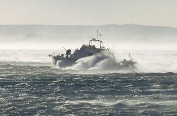 Hidrodinamika - Dinamički učinci njihanja plovila