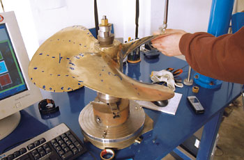 Optimiziranje propelera