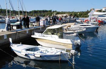 Pula Boat Fair 2013