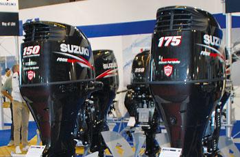 Suzuki DF 150 TG i DF 175 TG VVT Lean Burn