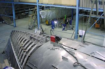Tehnike: Zavarivanje aluminija